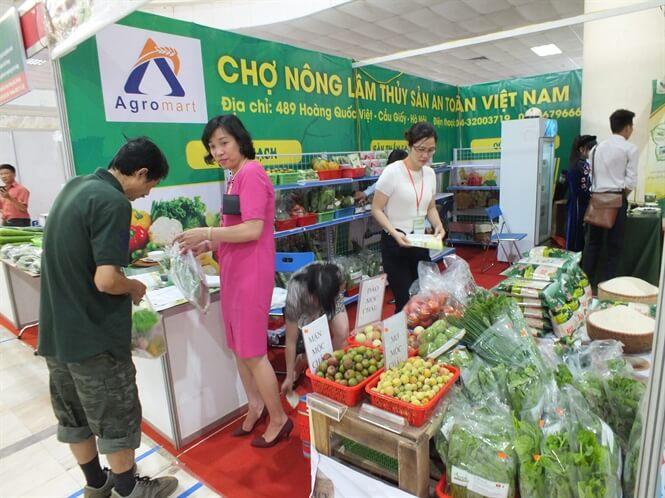 Hội chợ Agriviet 2016 Hanoi