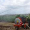 thiết bị tưới cánh đồng cỏ diện tích lớn