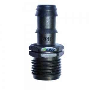 Nối ống mềm 16mm ra ren ngoài 21mm