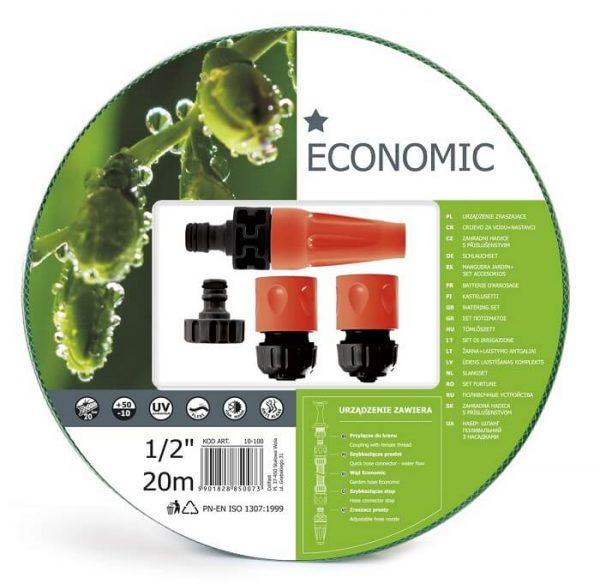 Bộ ống tưới Cellfast Economic 21mm